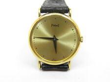 PIAGET Model No. 8005 Ladies Yellow Gold 18Carat Quartz Watch Production 1994