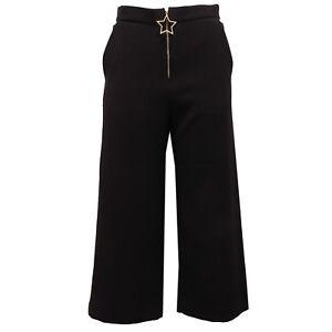 3103V-pantalone-bimba-ELISABETTA-FRANCHI-balck-trouser-girl-kid