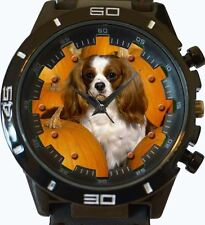 Cavelier King Charles Spaniel New Gt Series Sports Unisex Gift Watch
