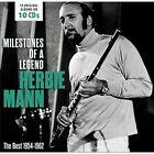 Herbie Mann - Milestones of a Legend The Best 19541962 CD