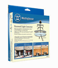 Westinghouse 01011 Recessed Can Light Converter