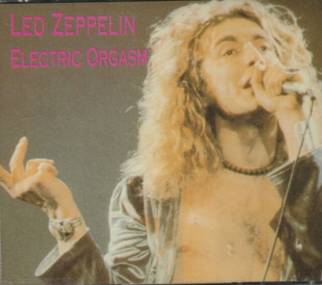 LED ZEPPELIN - ELECTRIC ORGASM. L.A. FORUM 1975. 2CD