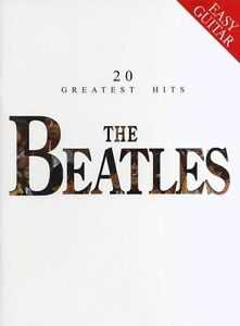 The-Beatles-20-Greatest-Hits-Easy-Guitar-Learn-to-Play-Pop-Rock-Music-Book