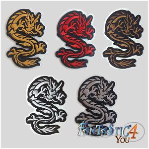 chinese dragon shaolin kung fu art pan tattoo applique On shaolin kung fu tattoos