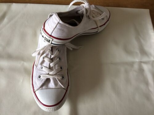 Converse Nice All Shoes 2uk Lace Trainers Kid's Original Size Beige up Very Star FCUqrF