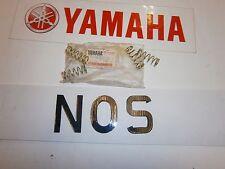 YAMAHA FZR400A, FZR750 T, FZR600AC - HEADLAMP SCREW SPRINGS