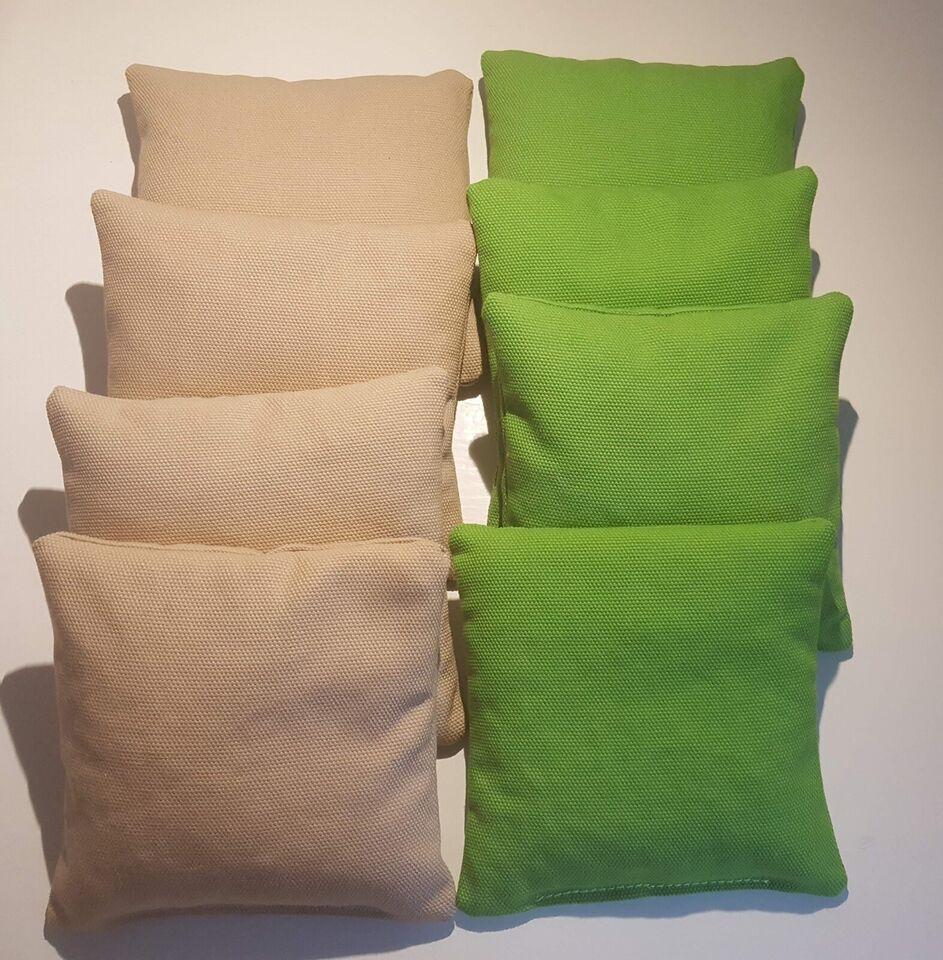 8 cornhole poser / bean bags, Cornhole , udendørsspil