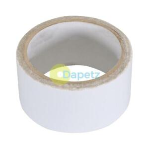 "Double Sided 9 mm//0.35/"" 54 yards Adhesive Application Paper Tape SUPER STICKY"