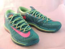 Nike KD 6 IV Elite Turbo Green/ Pink Superhero Men's 11 US 642838 300 New