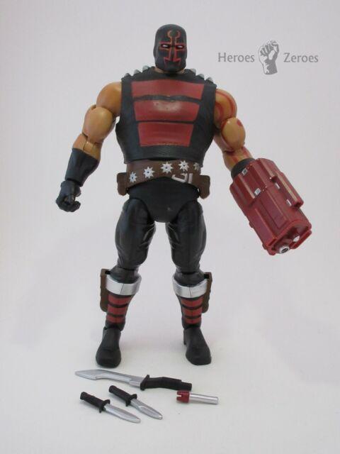 "DC Comics Multiverse Killer Kroc Series RED HOOD Loose 6/"" Figure Universe Mattel"