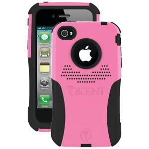 NEW-Trident-Apple-iPhone-4S-4-Aegis-Pink-Case-Hybrid-Dual-Layer-Hard-Cover