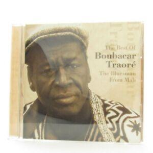 Music-CD-Boubacar-Traore-The-Best-Of-Boubacar-Traore-The-Bluesman-From-Mali