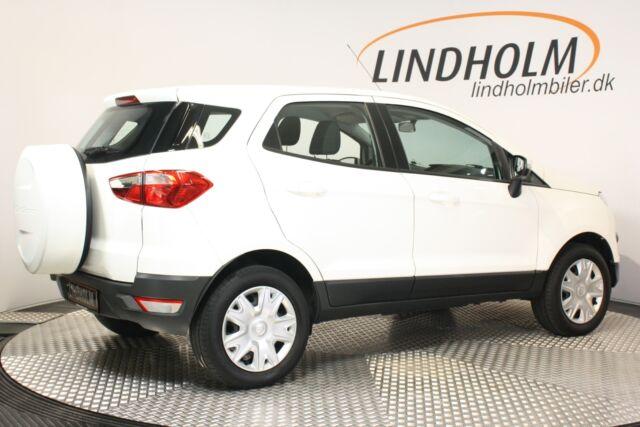 Ford EcoSport 1,0 SCTi 125 Trend