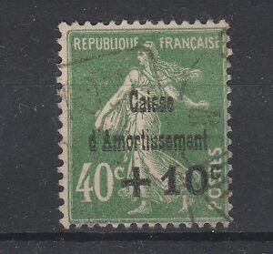 FRANCOBOLLI-1931-FRANCIA-10-SU-40-VERDE-OLIVA-Z-4362