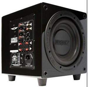 Earthquake MiniMe P8 V2 Home Audio/Video Theater Subwoofer Sound Speaker 8 Inch