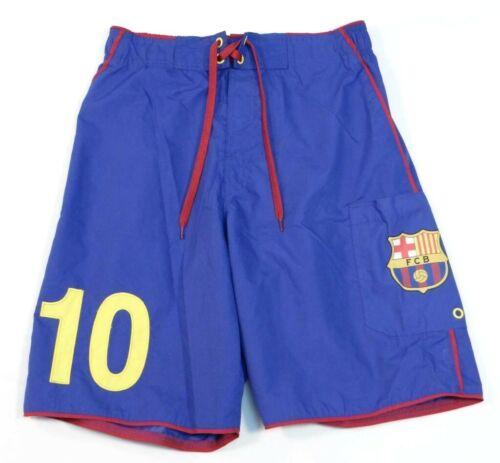 FC Barcelona Football Club Royal Blue Shorts Boardshorts Men/'s NWT