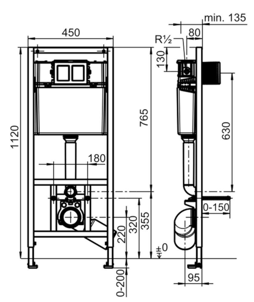 Werkzeugklemme D.10mm f.Lochplatten Bott 5 St.