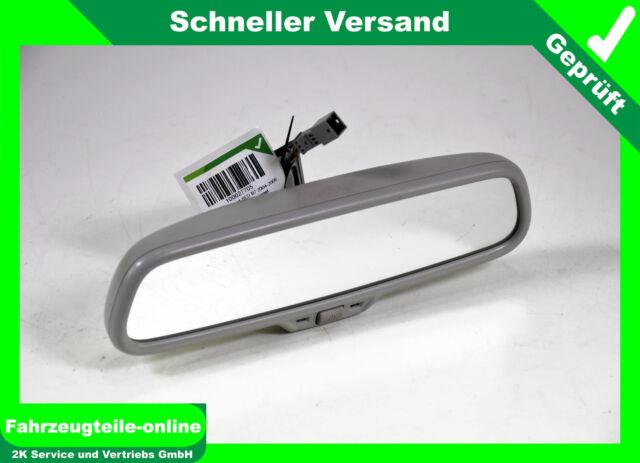 AUDI A4 abblendbar B7 Innenspiegel Rückspiegel 4F0857511E silber grau aut