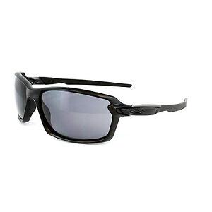 Oakley-Occhiali-da-sole-carbone-a-tubino-oo9302-01-GRIGIO-NERO-OPACO