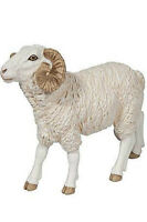 Papo Ram Barn Farm Animal Toy Figure Pretend Play 51129