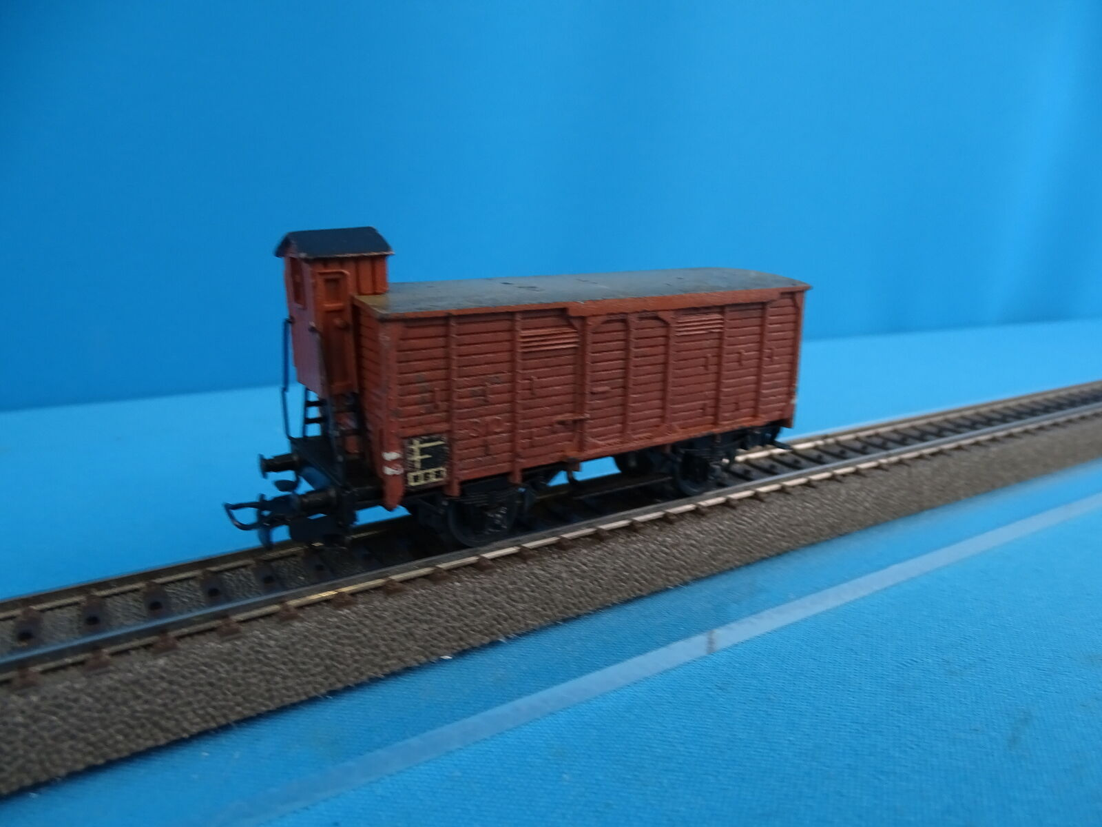 Marklin 316 N b Closed Freight Car version 2 1952