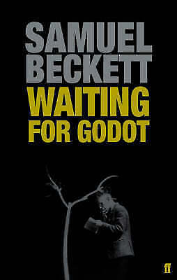 1 of 1 - Waiting for Godot: A Tragicomedy in Two Acts by Samuel Beckett (Paperback, 2006)