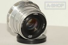 INDUSTAR I-26M 2.8/52 mm Leica lens M39 Zorki FED For Canon Nikon Fuji