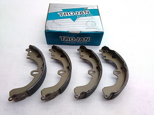 Drum Brake Shoe Set Rear fits Camry Celica Corolla 1983-97  BX551 551