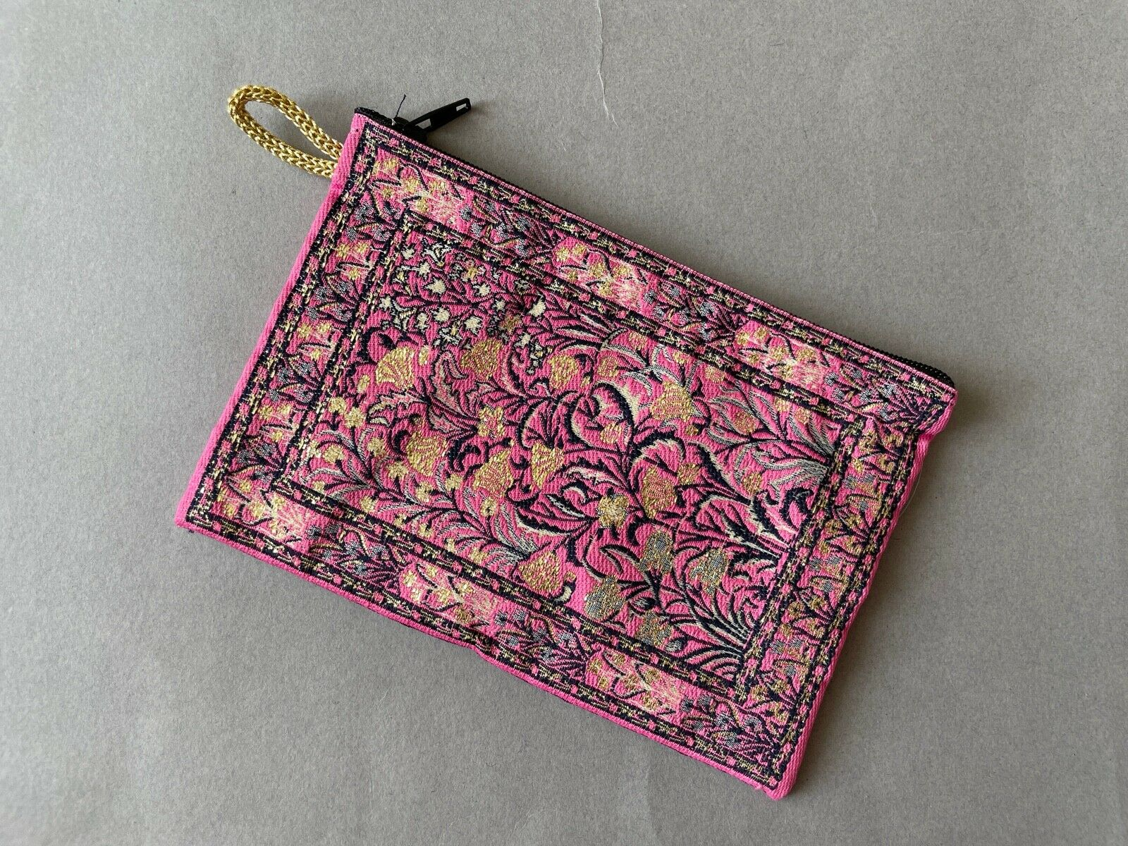 Kilim Coin Purse, Small Make-up Bag, ID/Card/Oyster Holder, Cheap Gift Idea