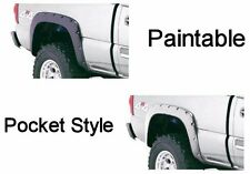 FENDER FLARES POCKET RIVET BOLT STYLE FITS GMC SIERRA YUKON XL & CHEVY SILVERADO