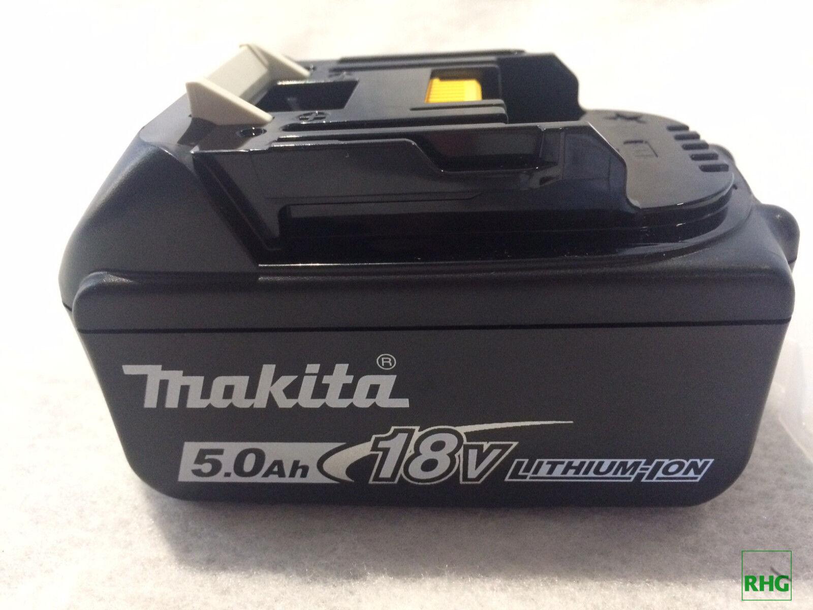 Makita Akku  18V versch. Größen mit Ladestandanzeige BL1840B BL1830B BL1850B