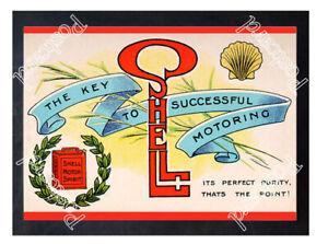 Historic-Shell-Motor-Spirit-1910s-Advertising-Postcard-9