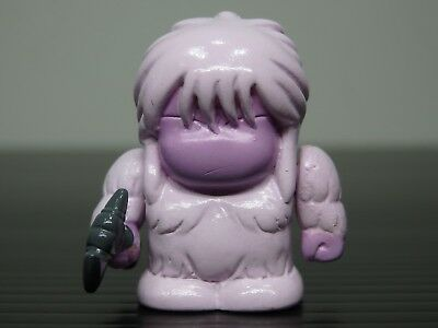 Final Fantasy 7 VII Barret Keshi gomu Mini Figure Candy toy 1997 BANDAI Japan