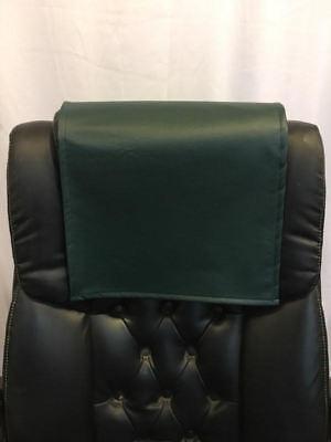 Fantastic Recliner 14 X 30 Emerald Green Champion Head Rest Cover Vinyl Sofa Seat Chaise Ebay Evergreenethics Interior Chair Design Evergreenethicsorg