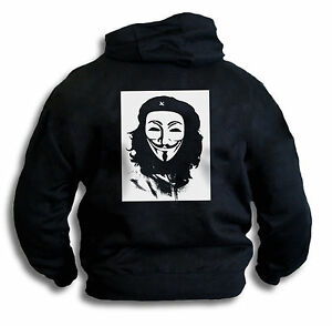 Che-Guevara-Anonymous-V-For-Vendetta-Guy-Fawkes-Funny-Mask-Mens-Hoody-Sm-2XL