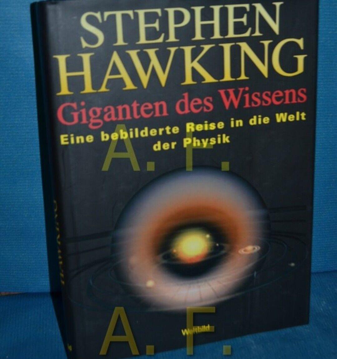 Giganten des Wissens von Stephen W. Hawking (2005, Gebunden)