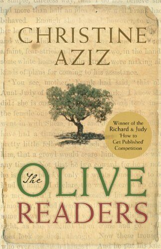 The Olive Readers By  Christine Aziz. 9780330439633