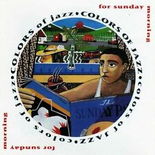 Colors of Jazz: For Sunday Morning Various Artists MUSIC CD
