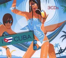 I Love Cuba : TITO PUENTE / MACHITO / DON BARRETO & ANTONIO MACHIN 3CD OVP