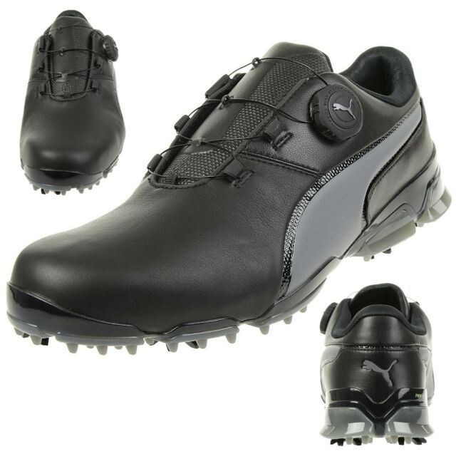 Puma Titantour Ignite Disc Men's Golf Shoese Golf Leather 189427 02
