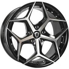 4 ~ 20x8.5 Capri Luxury Alloy 5194 Wheels 5x120 +35mm Black Custom Wheels rims