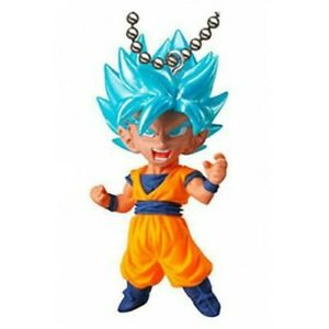 Dragon ball super ultimate deformed mascot burst41 5 types set bandai udm figure