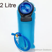 1, 2 or 3 Litre Hydration Pack Water Bladder Bag Reservoir Pouch Fits Camelbak