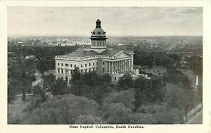 Postcard-State-Capitol-Columbia-SC