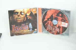 THE-HOUSE-OF-THE-DEAD-II-2-Ref-ccc-Dreamcast-SEGA-dc