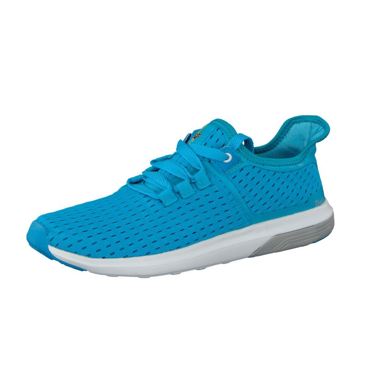 Uncle Sam Ladies Lightweight Running shoes in Turquoise