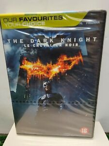 DVD the dark knight le chevalier noir NEUF SOUS BLISTER