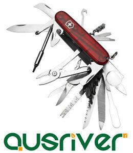 Victorinox Swiss Army Knife Swisschamp Xlt 1 6795 Xlt 49