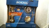 Schlage Fb50nvbel505 Lock Bell Entry Combo, Free Shipping