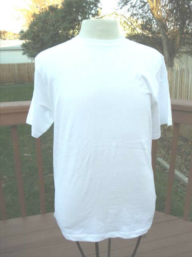 LOT of 3 MENS T-SHIRTS by ULTRA CLUB~100/% EGYPTIAN ORGANIC COTTON~ X//LG only